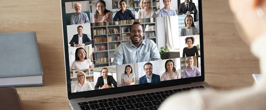 Eventi aziendali virtuali